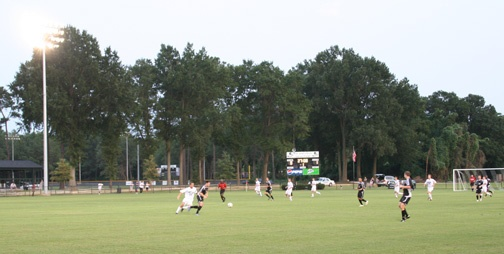 Amon Field - home for men's and women's soccer