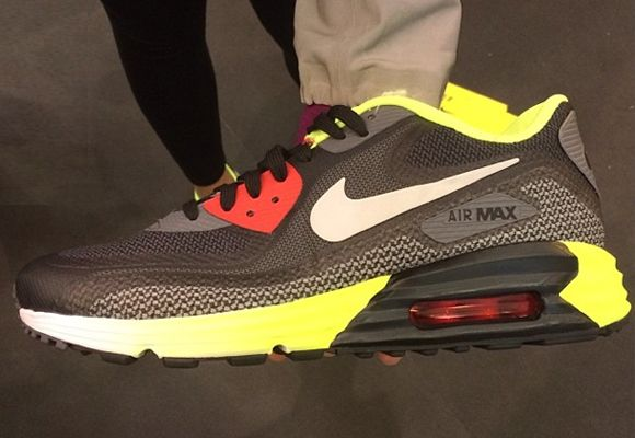 Nike Air Max Lunar 90 - Teaser Via: Tenisufki.eu