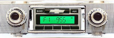 1957 Chevy radio USA-630 AM/FM IPOD XM MP3 Bluetooth