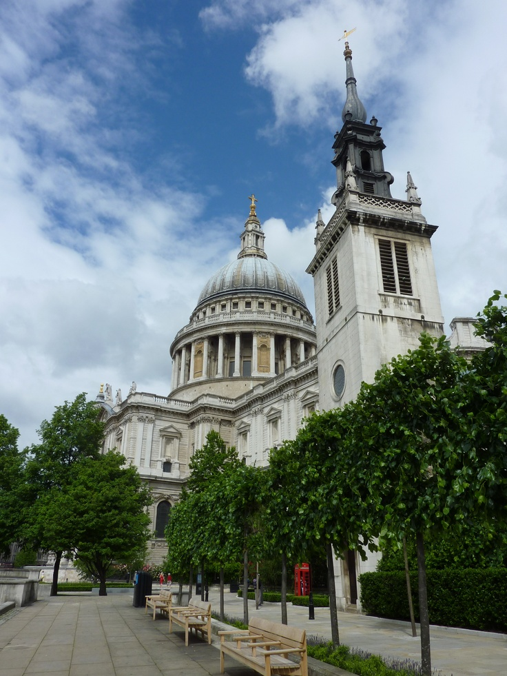 St Paul's Church @ London