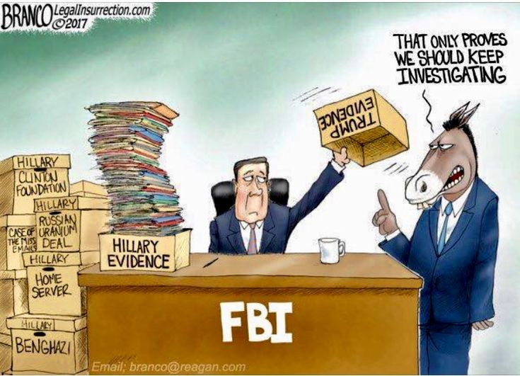 Cover up Corruption in the FBI and Democrat Party like never before in the History of America