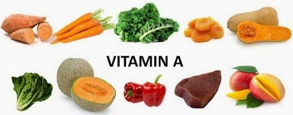 A Vitamini İçeren Besinler Hangileridir? A Vitamininden Zengin 9 Besin