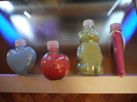 Souvenirs - Sales aromáticas