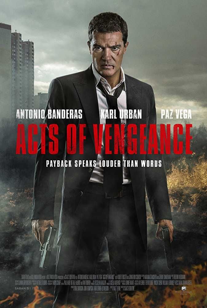 Watch Acts Of Vengeance 2017 Full Movie Online Free Streaming