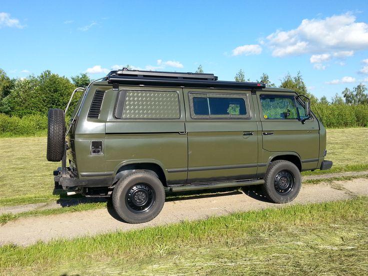 311 best vw t3 syncro camper expedition images on pinterest volkswagen camper and camper trailers. Black Bedroom Furniture Sets. Home Design Ideas