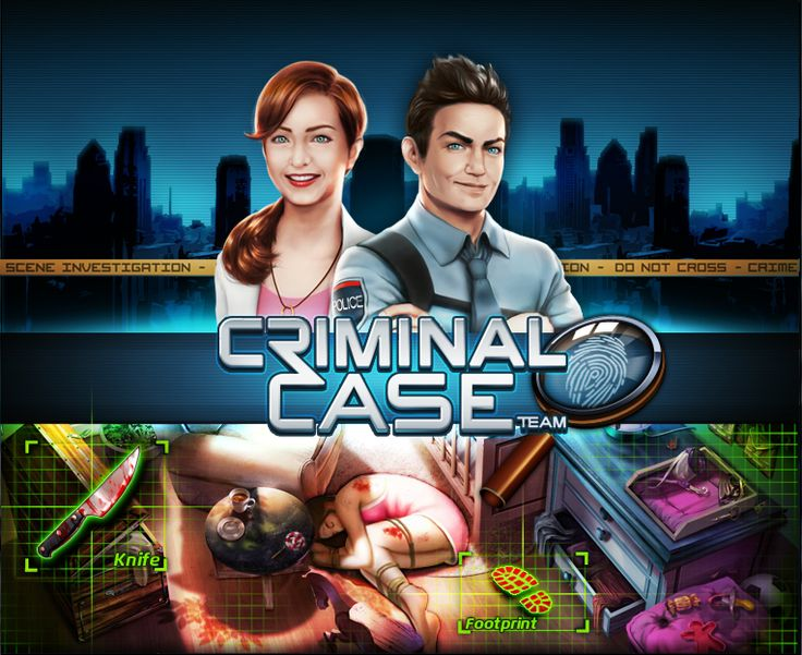 Criminal Case Walkthrough Guide