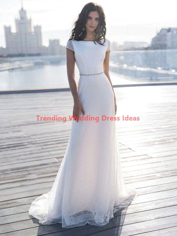 Trending Wedding Dresses Ideas #wedding