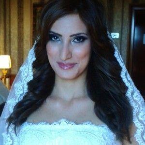 Arabic Lebanese makeup artist in Rome Italy