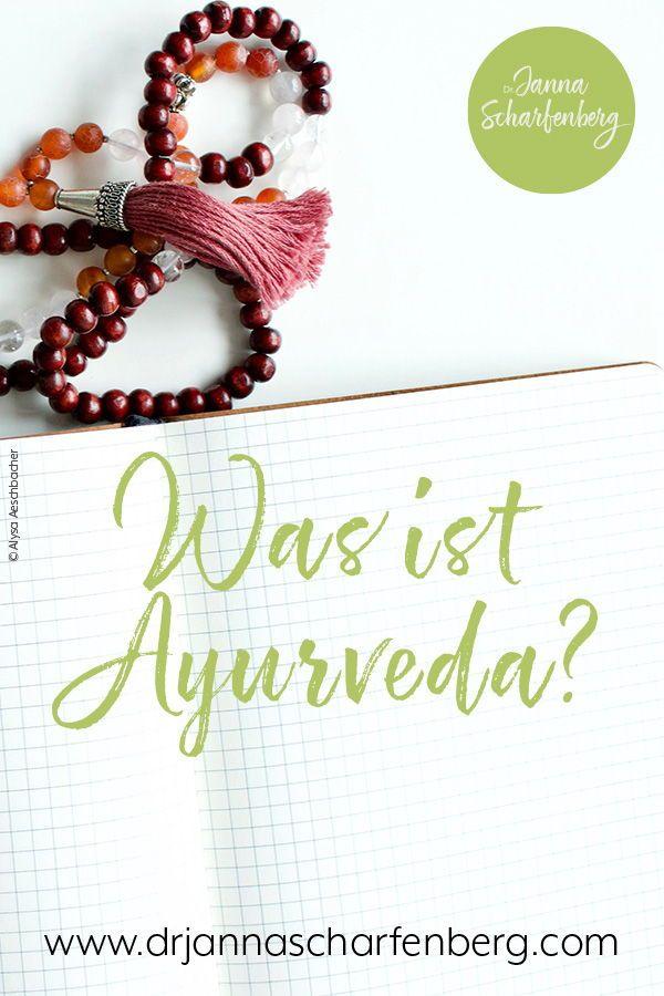Der Begriff Ayurveda bedeutet die Wissenschaft des Lebens und ist nicht nur ein … – illstyle