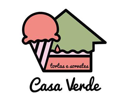 "Check out new work on my @Behance portfolio: ""Logotipo Casa Verde"" http://be.net/gallery/47016395/Logotipo-Casa-Verde"