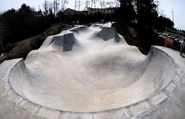 6. Lincoln City Skatepark - The 25 Best Skateparks in the World | Complex CA