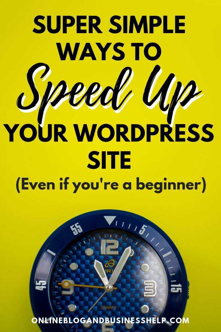 Is your blog or website slow? A slow site can annoy your readers and is