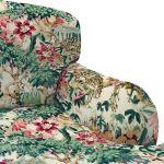 Jungle Rumble Velvet - Leopard   Linwood Fabrics