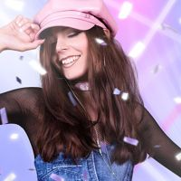 #music Hannah Diamond - Every Night [pc music/kawaii pop] (2014) this is really the cutest song ever