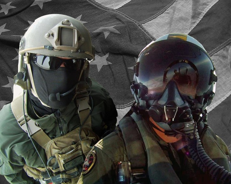 PJ (pararescue jumper), Special Ops, USAF and AV8B