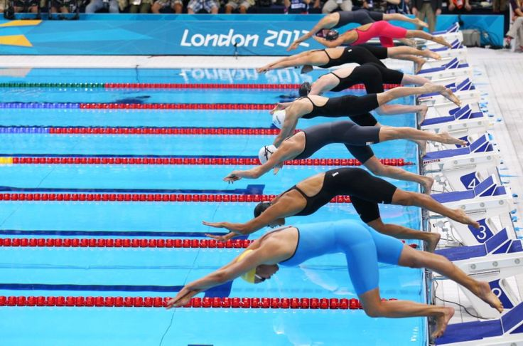 競泳  Swimming