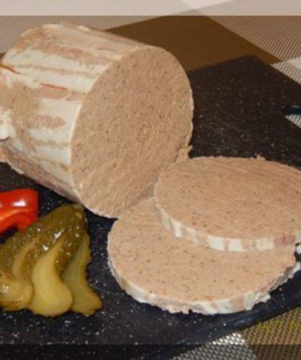 PASZTETOWA - SZYNKOWAR - Pasty do chleba