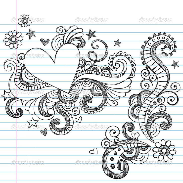 17 best ideas about notebook doodles on pinterest hand for Cool designs to draw on your hand