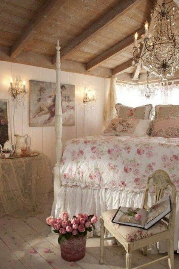 48 Easy Shabby Chic Style Bedroom Plans To Consider For Your Cabin Best Style Bedroom Designs Plans