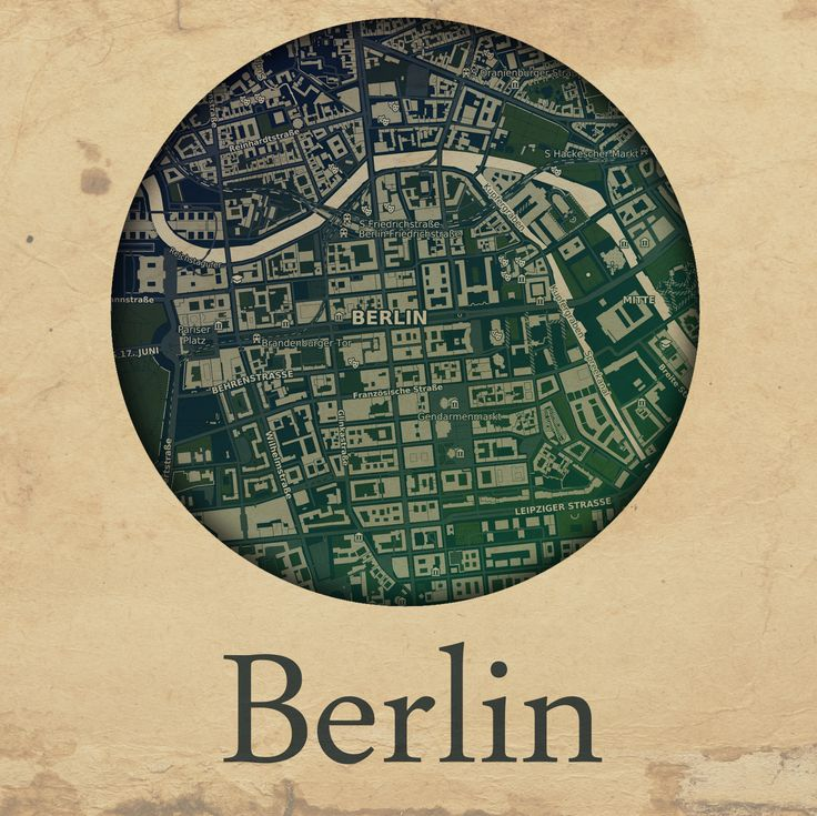Cities edition - Berlin