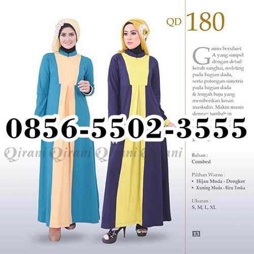 Alamat Outlet Qirani Surabaya, HP.0856-5502-3555,