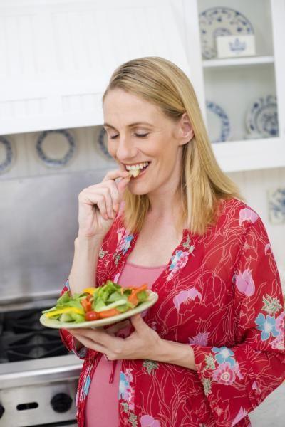 Dieta vegetariana e gravidanza