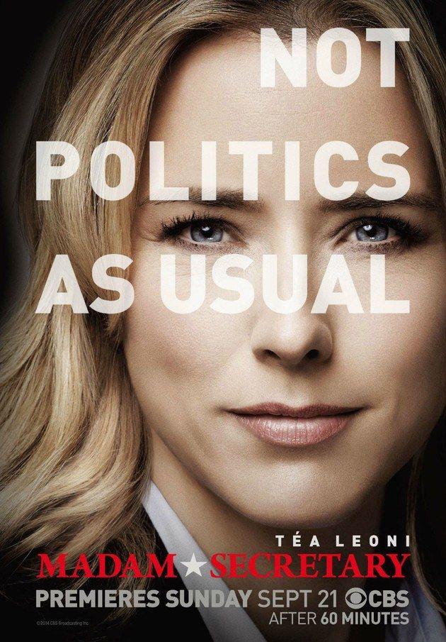 Madam Secretary, Series Premiere   CBS