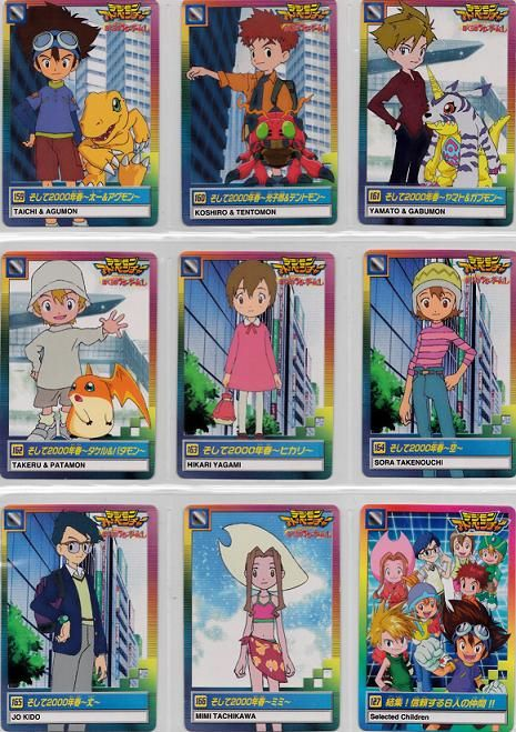 how to play digimon cards