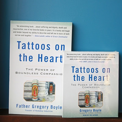 tattoos on the heart by gregory boyle Tattoos on the heart: the power of boundless compassion (9781439153154) by gregory boyle hear about sales, receive special offers & more you can unsubscribe at any time.