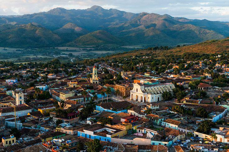 Первые фотографии Кубы с высоты - Мастерок.жж.рф
