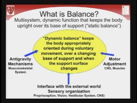 Causes and Treatments for Balance Disorders with Experts from Stanford Hospital's Balance Center- Dr. Popelka joins this discuss at about 19min into the video