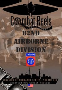 82nd US Airborne Division in Normandy. If you knew my dad and have seen his WWII pics go to this web site and view the free preview. I think I see my dad at the 3:13-15 mark.