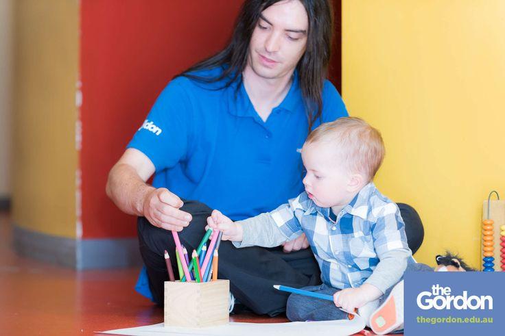 #study #childrensservices @ #thegordon   #play #fun #draw   #geelong #werribee   www.thegordon.edu.au/childrensservices