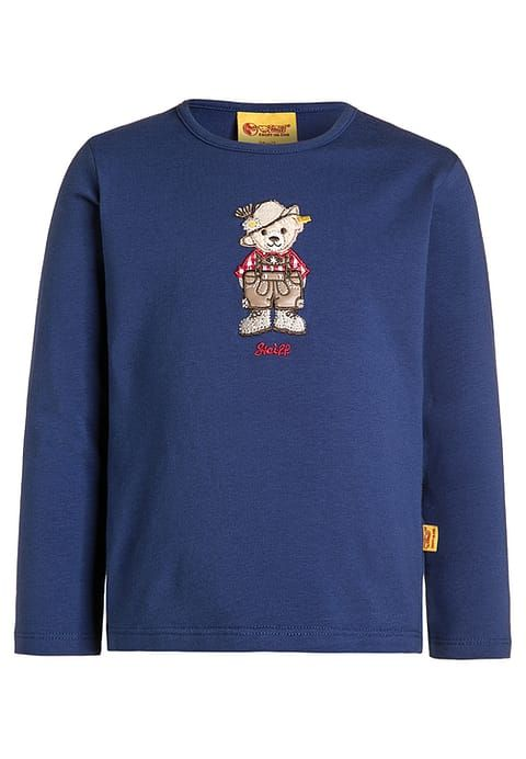 T-shirt - långärmad - twilight blue/blue
