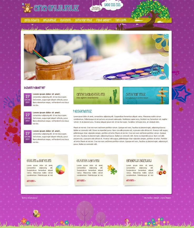 wordpress pre-school themes