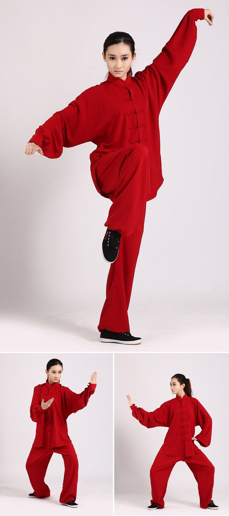 Now, tell you a good news. Our shop sales  Tai Chi T-shirts, Tai Chi T-shirts and tai chi clothing uniform and so on.  http://www.icnbuys.com/tai-chi-clothing-uniform-women-red-linen.html