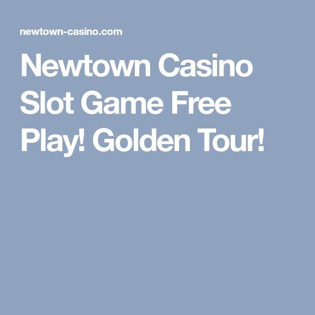 Newtown Casino Slot Game Free Play! Golden Tour!