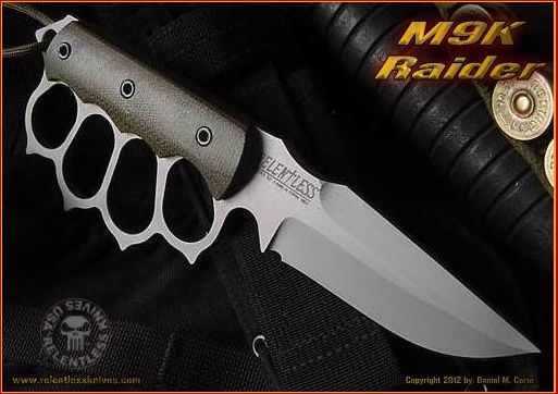 Have a good trench knife for hand to hand combat. I'm really into trench knives after the last walking dead..