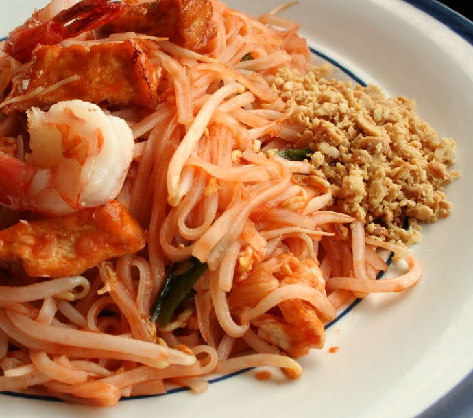 Pad Thai Noodles | Food I Like | Pinterest