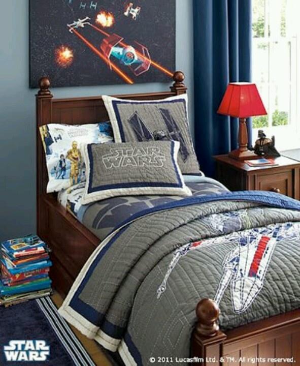 100 best Kids Space Themed Room images on Pinterest Bedroom - star wars bedroom ideas