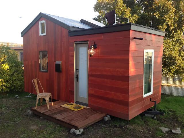 The Designer tiny house