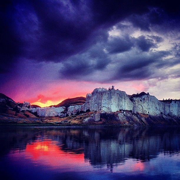Upper Missouri River Breaks National Monument, Central Montana