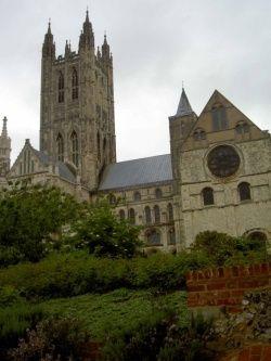 Canterbury Cathedral. Canterbury, Kent
