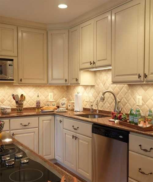 Las 25 mejores ideas sobre granito marr n en pinterest y for Decoracion de gabinetes de cocina