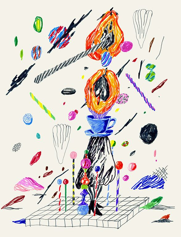 A NEW FRUIT by Nick Currie – http://moussemagazine.it/articolo.mm?id=742