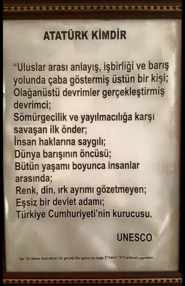 Asalet ruhta olur!.. Asil bir soydan gelmeyi gerektirmez!!!.. MustafaKemalAtatürk canım #ATAM O bir #DünyaLideri ♥ ∞ #WorldLeader www.youtube.com/... #MustafaKemalATATURK #ATAM #TC #ATATURK #RED #BAYRAK #BigLOVE #LOVE #SevincYigitArabaci #SevincinDunyasi #Pinterest #TUMBLR ★Sevinç YİĞİT ARABACI ★