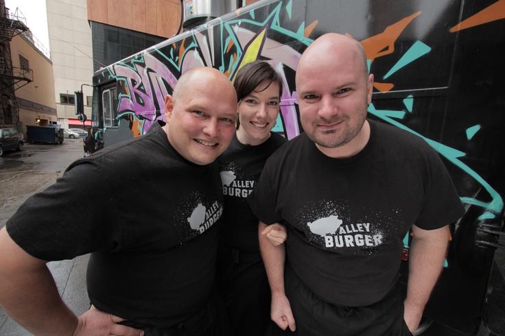 Alley Burger - Calgary