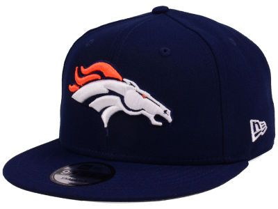 Denver Broncos New Era NFL Team Color Basic 9FIFTY Snapback Cap