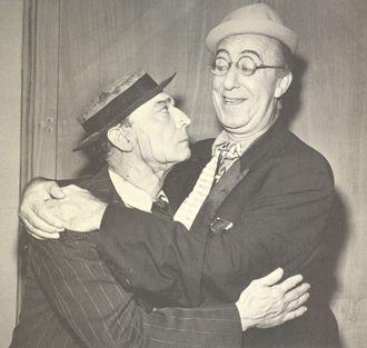 Buster Keaton, Ed Wynn