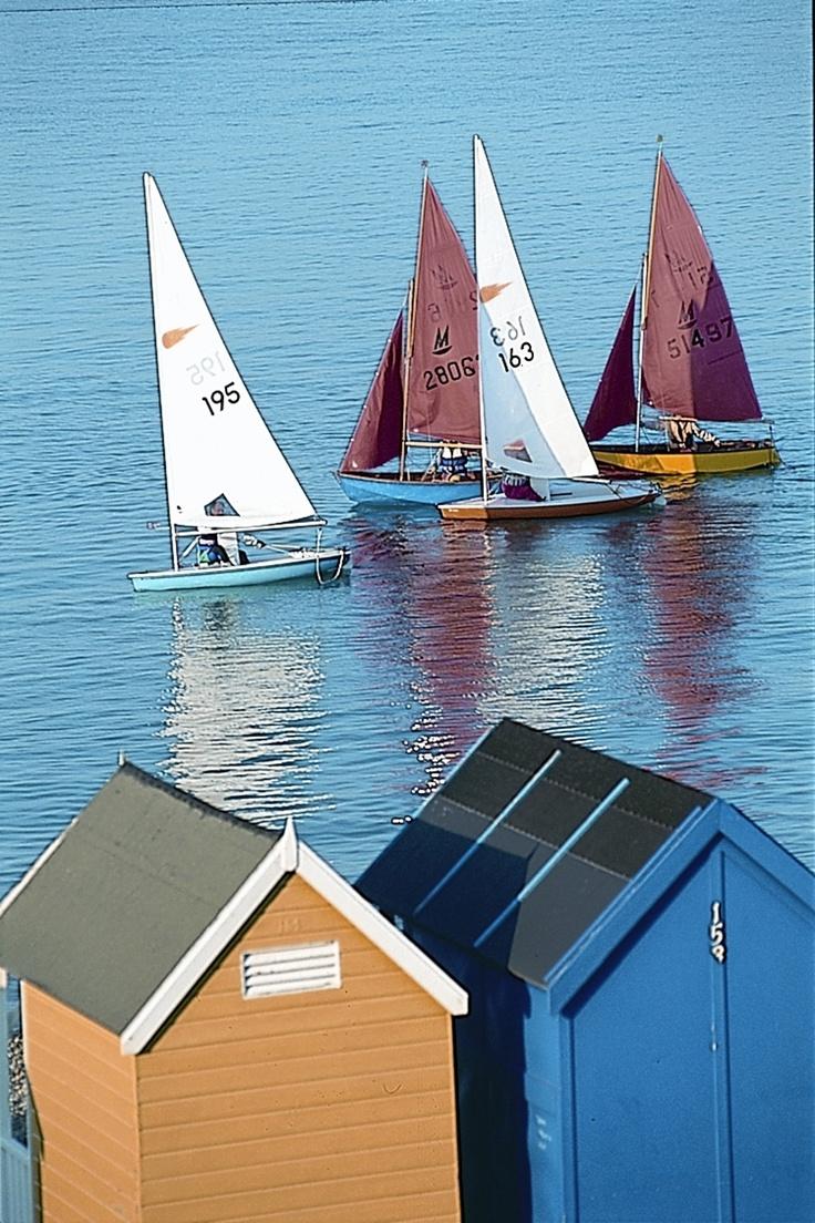 Visit Kent - Sailing at Herne Bay